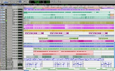 ProTools Screenshot